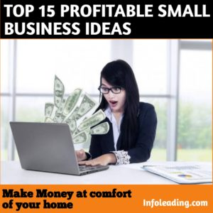 small business ideas to start up