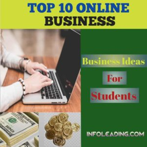 Online Business For Students